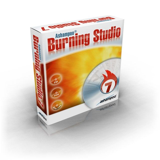 Ashampoo Burning Studio 7